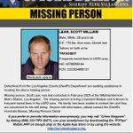 Image for the Tweet beginning: #LASD is Asking for the