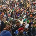 Image for the Tweet beginning: #FarmersProtest | Singhu, Tikri other