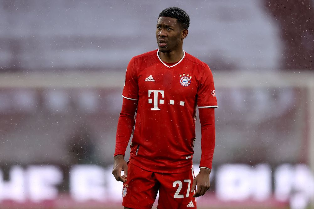 Man United in talks to sign David Alaba on free transfer  #MUFC #ManUTD #United