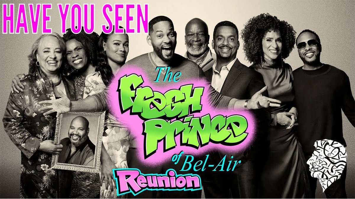 THE FRESH PRINCE OF BEL-AIR REUNION (2020)  Watch my new video here:    #FreshPrince #FreshPrinceReunion #WillSmith #freshprince #thefreshprinceofbelair #belair #freshprinceofbelairthemsong  #carltondance #whatcanIstream #didyousee #tv #90s #rightinthefeels