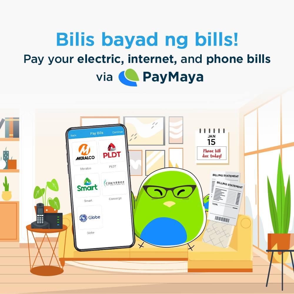 Sa love life dapat THE one lang. Pero sa PayMaya, pwede kahit more than one bill ang bayaran! 😂   Check our partner billers now: