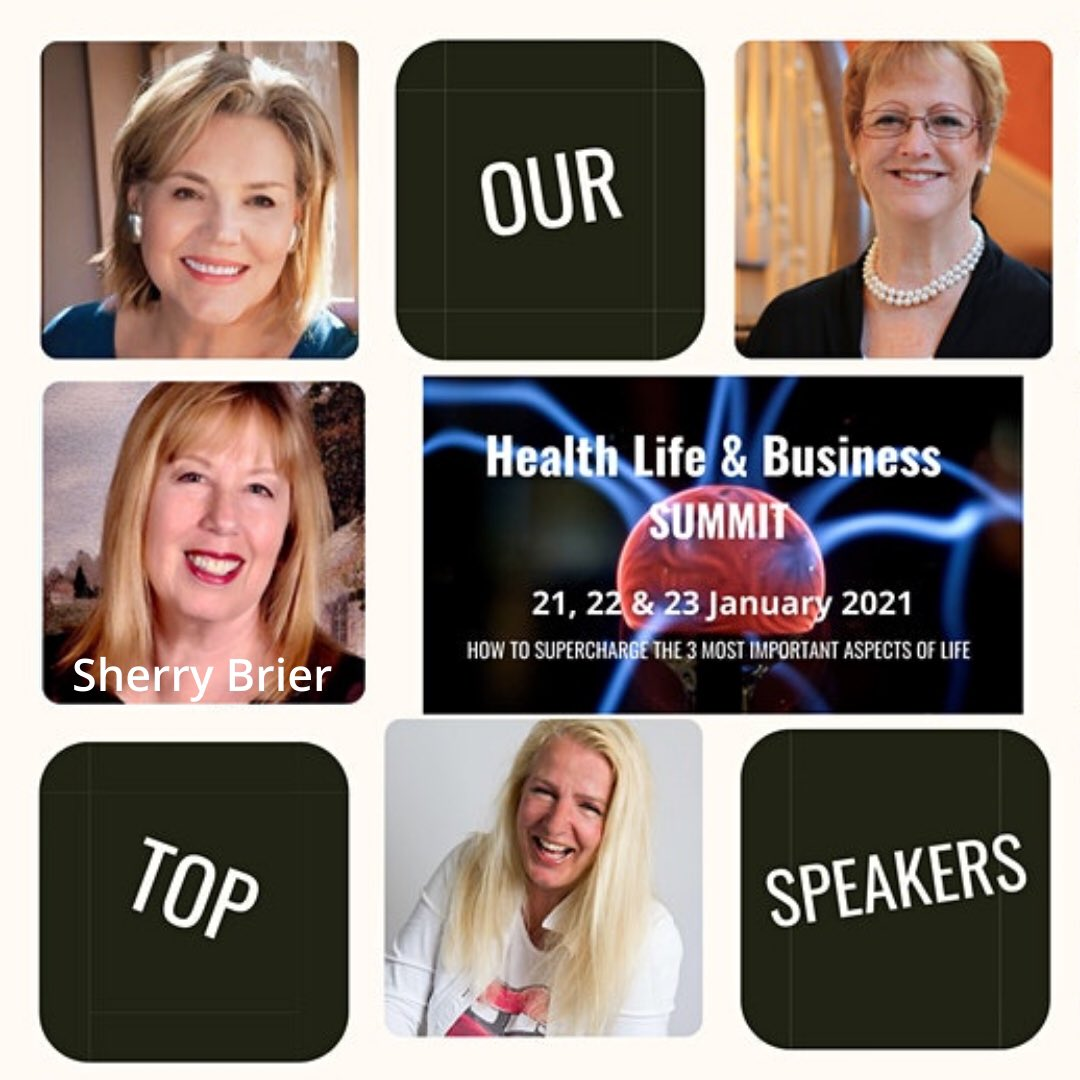 Hi Friends, I will be speaking virtually at the Health, Life, & Business Summit 2021 on Friday 1/22/21 at 10:15am PST! Learn more & register for our event at:https://t.co/iOWJhuVGBW Blessings, Sherry #health #life #business #HLBSummit #2021year #women #womenrock #womenrockproject https://t.co/yJzSOt7Fhe