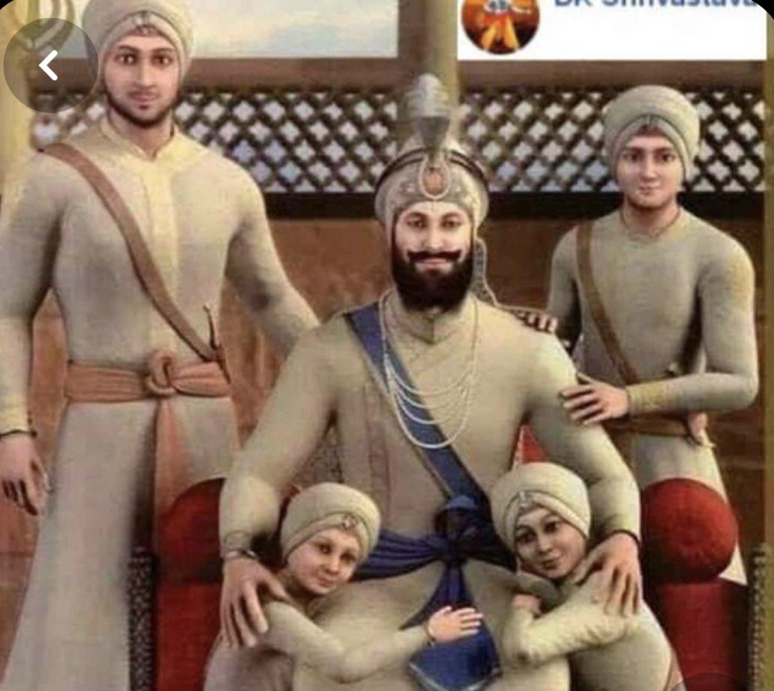 Dhan Dhan Sahib Shri Guru Gobind Singh Ji de Prakash Purab diya lakh lakh wadhaiyaan ji 🙏