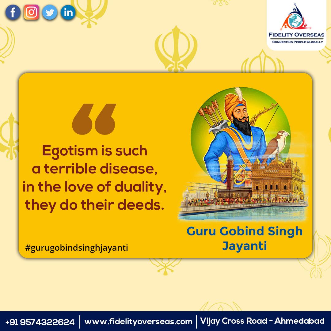 𝐆𝐮𝐫𝐮 𝐆𝐨𝐛𝐢𝐧𝐝 𝐒𝐢𝐧𝐠𝐡 𝐉𝐚𝐲𝐚𝐧𝐭𝐢... #gurugobindsinghjayanti #gurugobindsingh #waheguru #khalsa #sikh #satnamwaheguru #goldentemple #waheguruji #gurugobindsinghji #gurunanak #punjab #gurugranthsahibji #goldentempleamritsar #wahegurusimran #weareconnecting