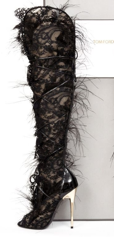 When you see these boots who do you think of ? I'm tryna see something.