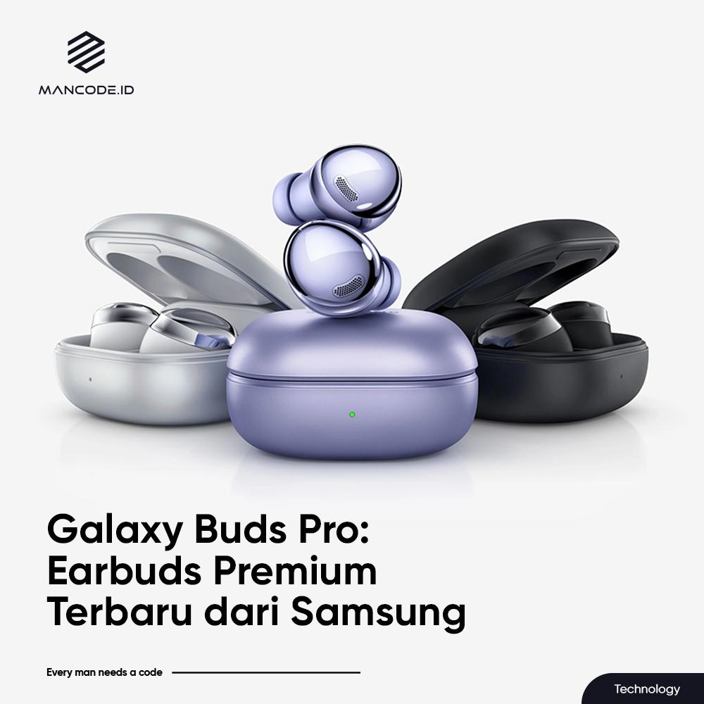 Berbicara soal kualitas audio, Samsung menyebut jika Galaxy Buds Pro merupakan earbuds dengan kualitas suara paling baik saat ini.   #GalaxyBudsPro #Earbuds #GalaxyBuds #GalaxyS21