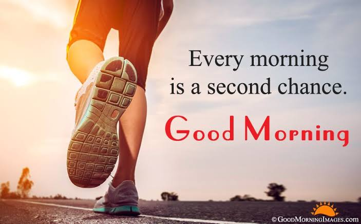 Be thankful every morning. Count your blessings for new sunrise, new hopes, new life. #wednesdaythought #Wednesday #Wednesday #morning #MorningThoughts #MotivationalQuotes #WednesdayMotivation #PositiveVibes #BlessedAndGrateful