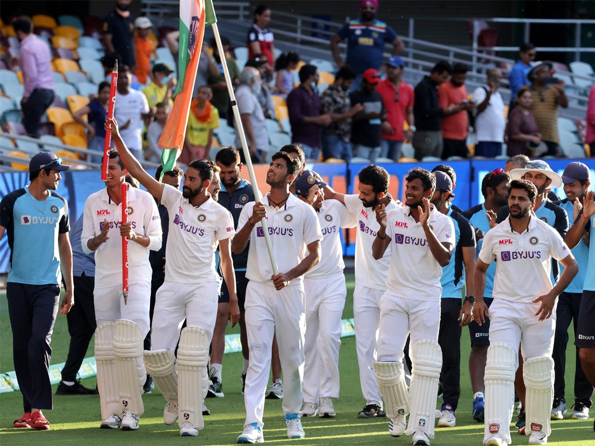 India hailed as 'Immortals', Australia under fire after Gabba stunner   READ:  🏏  #INDvAUS #INDvsAUS #AUSvIND #GabbaTest #BrisbaneTest