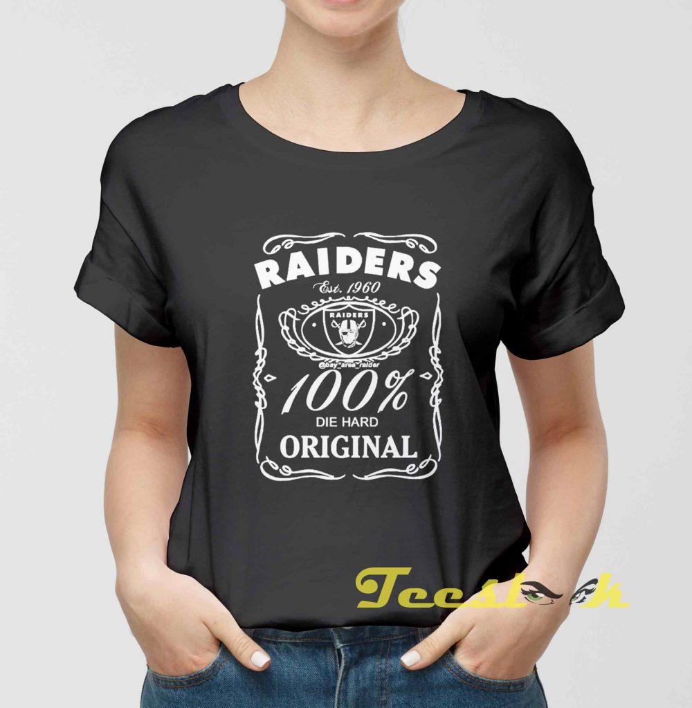 #clothingbrand #style #brand #design #clothes #clothingline #art #ootd #hoodies #love #streetstyle #mensfashion #sportswear #fitness #hoodie #lifestyle 100% Die Hard Original Raiders Tee shirt