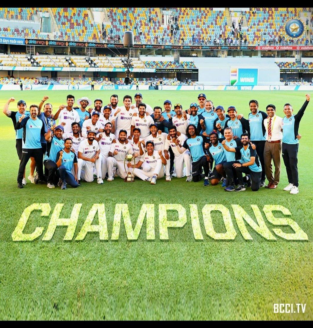 #INDvsAUS #SoundOfChampions #TeamIndia