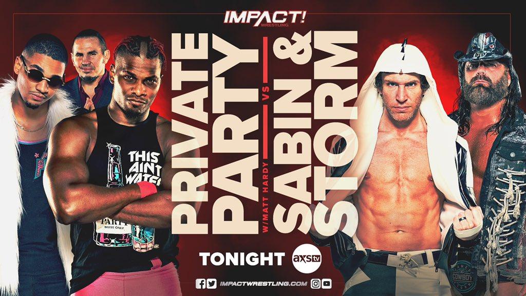 Ya tenemos disponible la review de Impact! con todos los detalles y apariciones sorpresa que ha dejado este show. Atentos mañana a Dynamite que esto sigue. #IMPACTonAXS #AEW