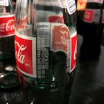 Image for the Tweet beginning: Coca-Cola the Mexican version has