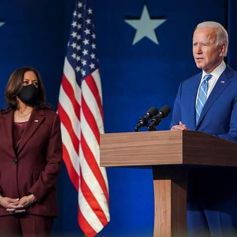 #USAelection2020 History in making,  a simple next door man has become President of most powerful country in the world! Salute to the power of Democracy & power of people !  #JoeBiden #USA #President