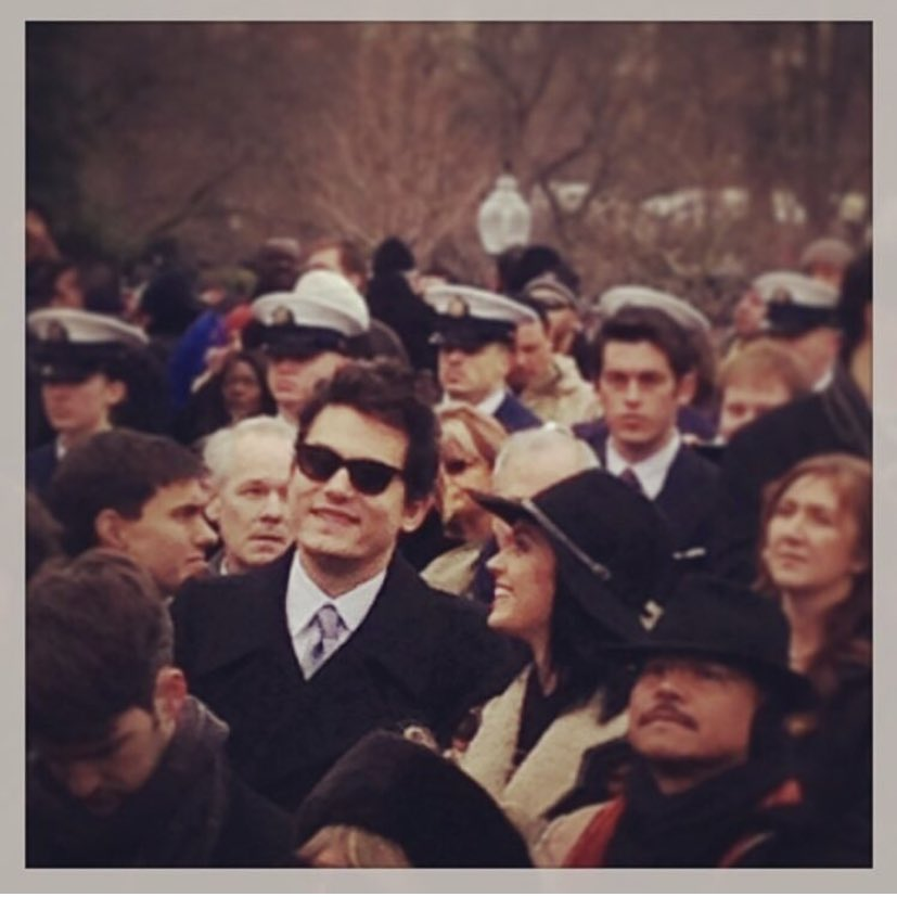 #TBT: Inauguration Day, 2012. I had a good seat. So much has changed.