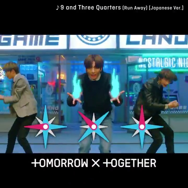 .@TXT_bighit continues their journey as we follow them to their dreams ✨☁️🎡🎢  1st Full Length Japanese Album #StillDreaming is out now! ☁️☁️☁️  Stream now!   #TOMORROW_X_TOGETHER #TXT #STILL_DREAMING #BlueHour