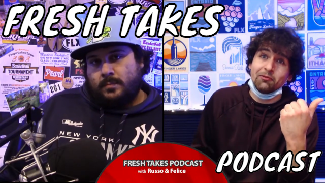FRESH TAKES w/ RUSSO & FELICE: AFC & NFC Championships preview (podcast)