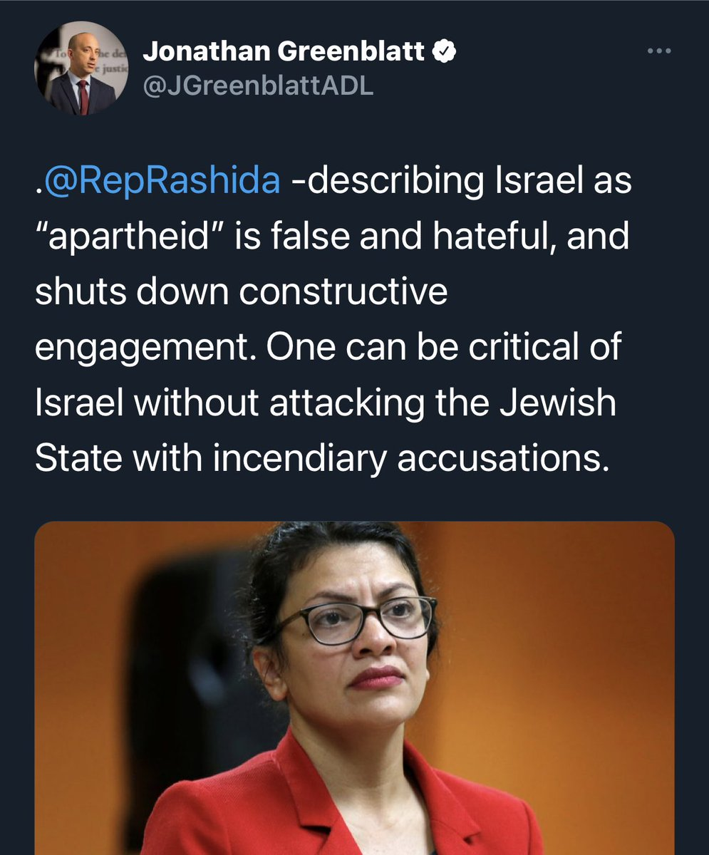 Definitely no apartheid here, guys. https://t.co/vizcL2LQrM