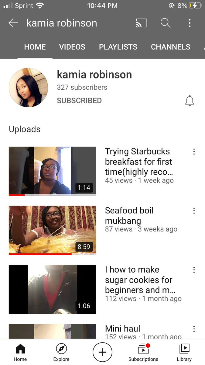 Suppprt small YouTube❤️❤️❤️  #YouTubers #youtube #subscribe