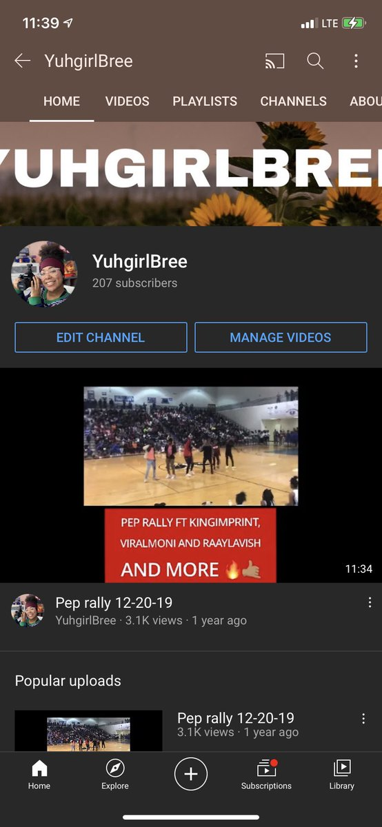 A reason why you should subscribe to me, I'm trying really hard, I've been working hard for years I just hit 200 and I will continue to keep growing please subscribe #YouTubers