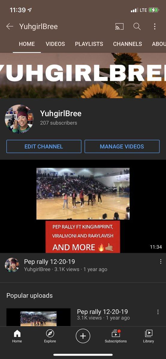 #YouTubers
