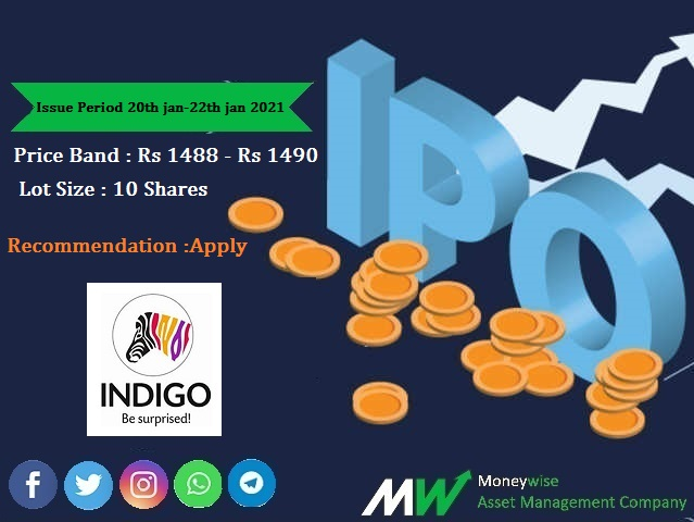 #ipo #indigo #indigopaintsipo   Follow us @  facebook, instagram @moneywiseamc  For Enquiries contact us: 9906339912, 9906251856   Visit us: 37 P 1st Floor, Sec 1A, Trikuta Nagar, Jammu. Phone: 01912475743