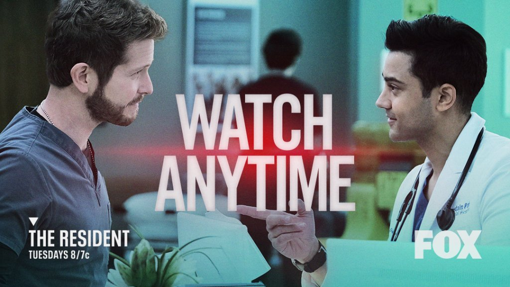 Can we low-key make CoDev a thing too? Please lmk your thoughts below.   In the meantime relive #TheResident anytime: