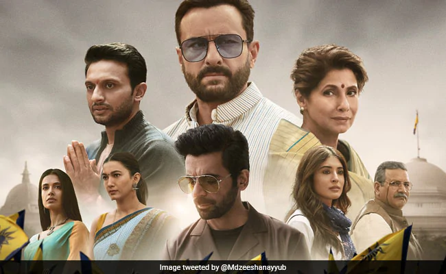 A team of four Lucknow Police personnel has reached Mumbai, likely to question #Tandav cast and crew.   Read more: