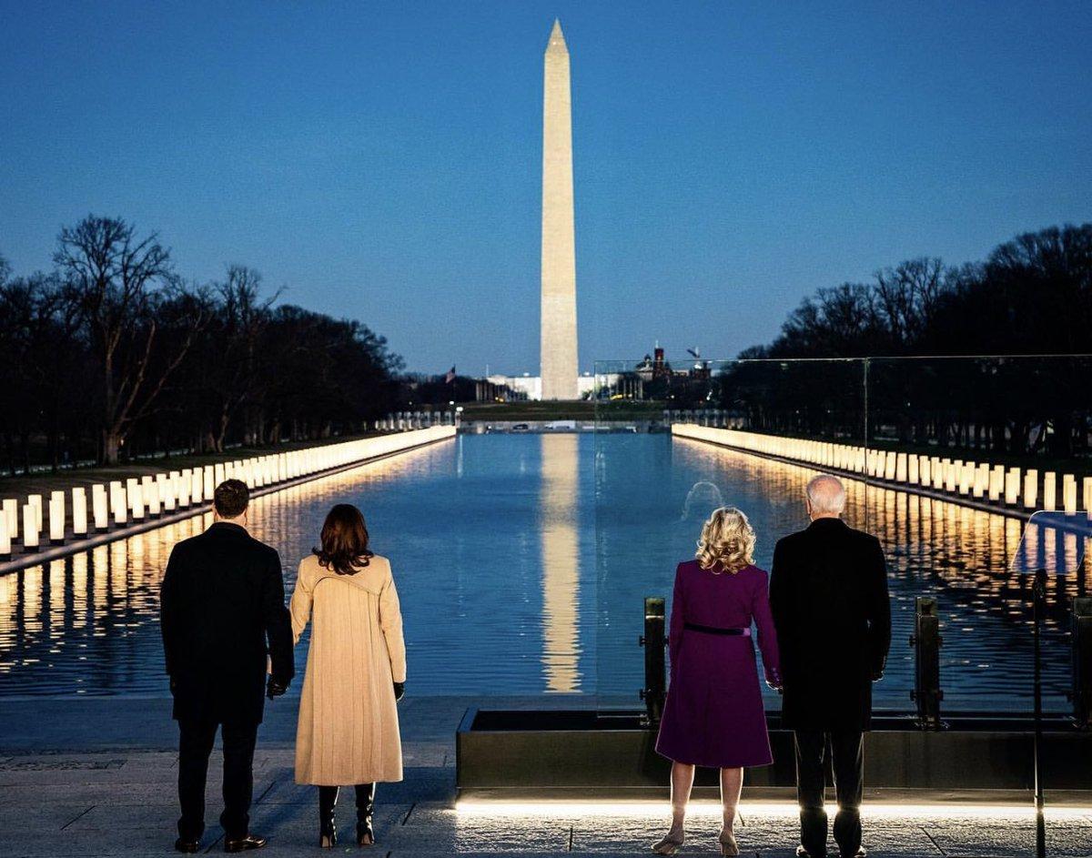 @JoeBiden @DrBiden @KamalaHarris @DouglasEmhoff #BidenHarris2020 #Inauguration2021