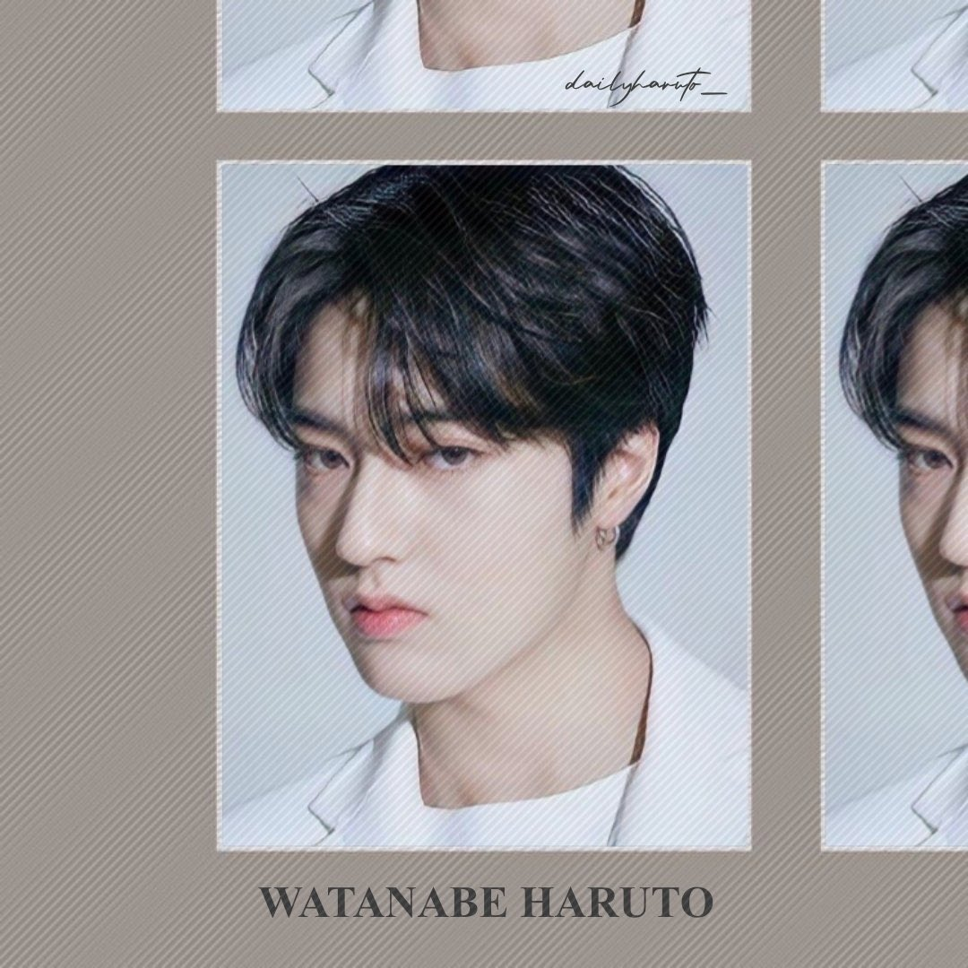 Replying to @dailyharuto_: class j, the heartthrob.