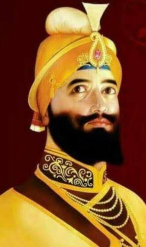 The greatest comforts and lasting peace are obtained when one eradicates selfishness from within. HAPPY GURUPURAB to all. May the teachings of Guru Gobind ji reflect goodness ,compassion n happiness in all your lives ❤️❤️