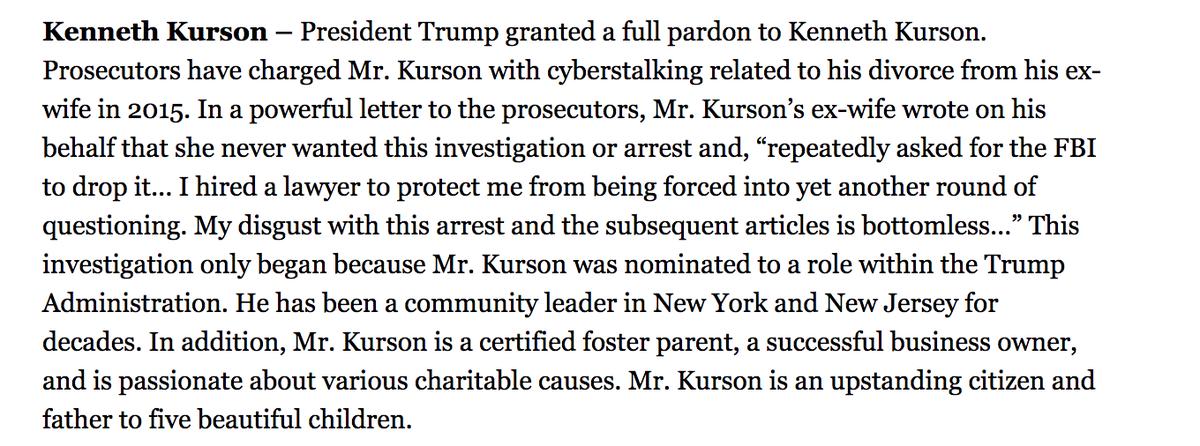 Ken Kurson gets a pardon too