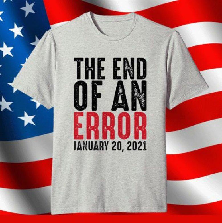 Today marks a new beginning. #BidenHarrisInauguration #ImpeachmentDay #ByeByeTrump