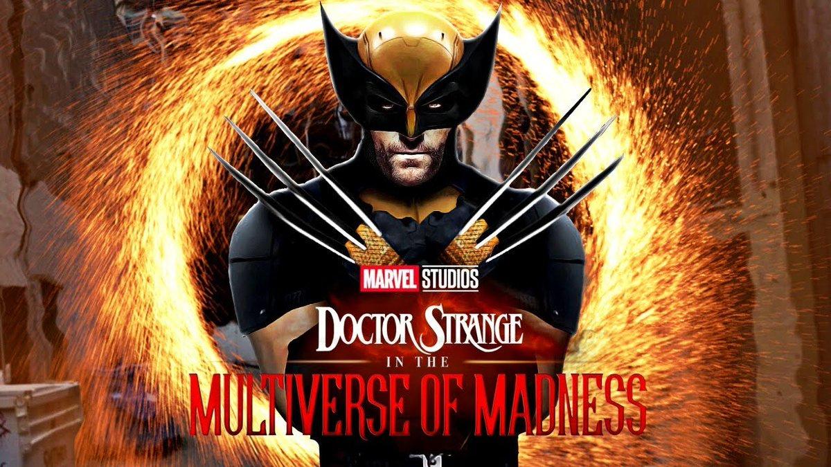 #MarvelStudios'un #HughJackman'ın #DoctorStrangeInTheMultiverseOfMadness ve #Deadpool3 için geri dönmesini istediği, ayrıca #Wolverine'e uzun vadede #DisneyPlus dizisi çekmeyi istediği ve bunu #EndGame yönetmenleri #RussoBrothers'ın yöneteceği söyleniyor.