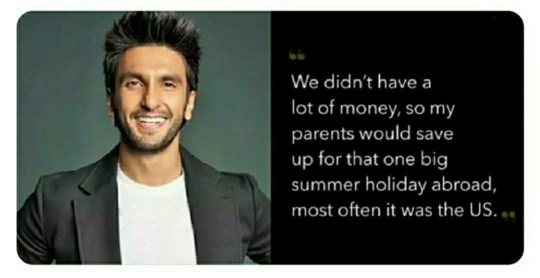 Last time my parents saved, we went for a Kerala trip :)  #Bollywood #memesdaily
