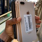 Image for the Tweet beginning: iPhone 8+ 64GB - ₦160,000 256GB -