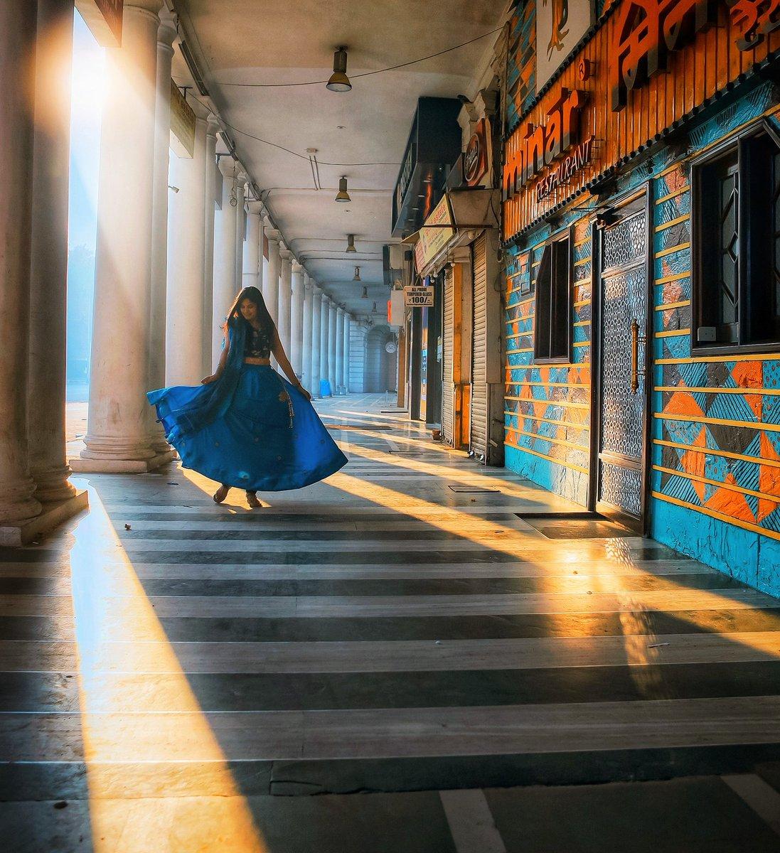 कभी मुझे लगे की जैसे सारा ही ये जहां है जादू...💞  @teekhi_mircheee @IndiaTourism_EU @tourism_delhi #wednesdaythought #WednesdayMotivation