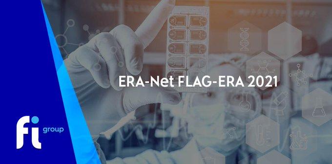 Se publica «ERA-Net FLAG-ERA 2021». Es una  a fondo perdido para financiación de proyectos de....