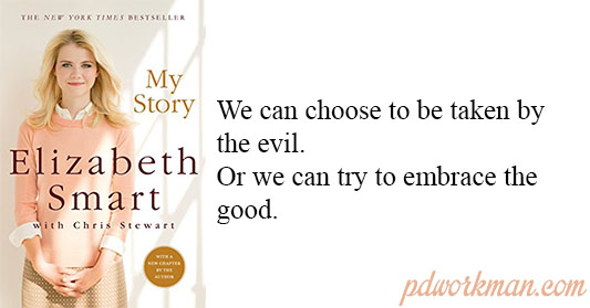 Read an excerpt from My Story by Elizabeth Smart  #amreading #TeaserTuesday  https://t.co/RolEITdyox https://t.co/Tv5Nr6yJH8