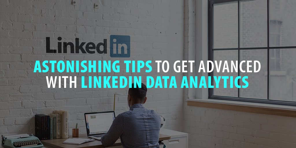 Data analytics can reveal vital info about your personal or company #LinkedIn profile. Learn how to use this data to grow your presence.   via @rialtomarketing #SocialMedia