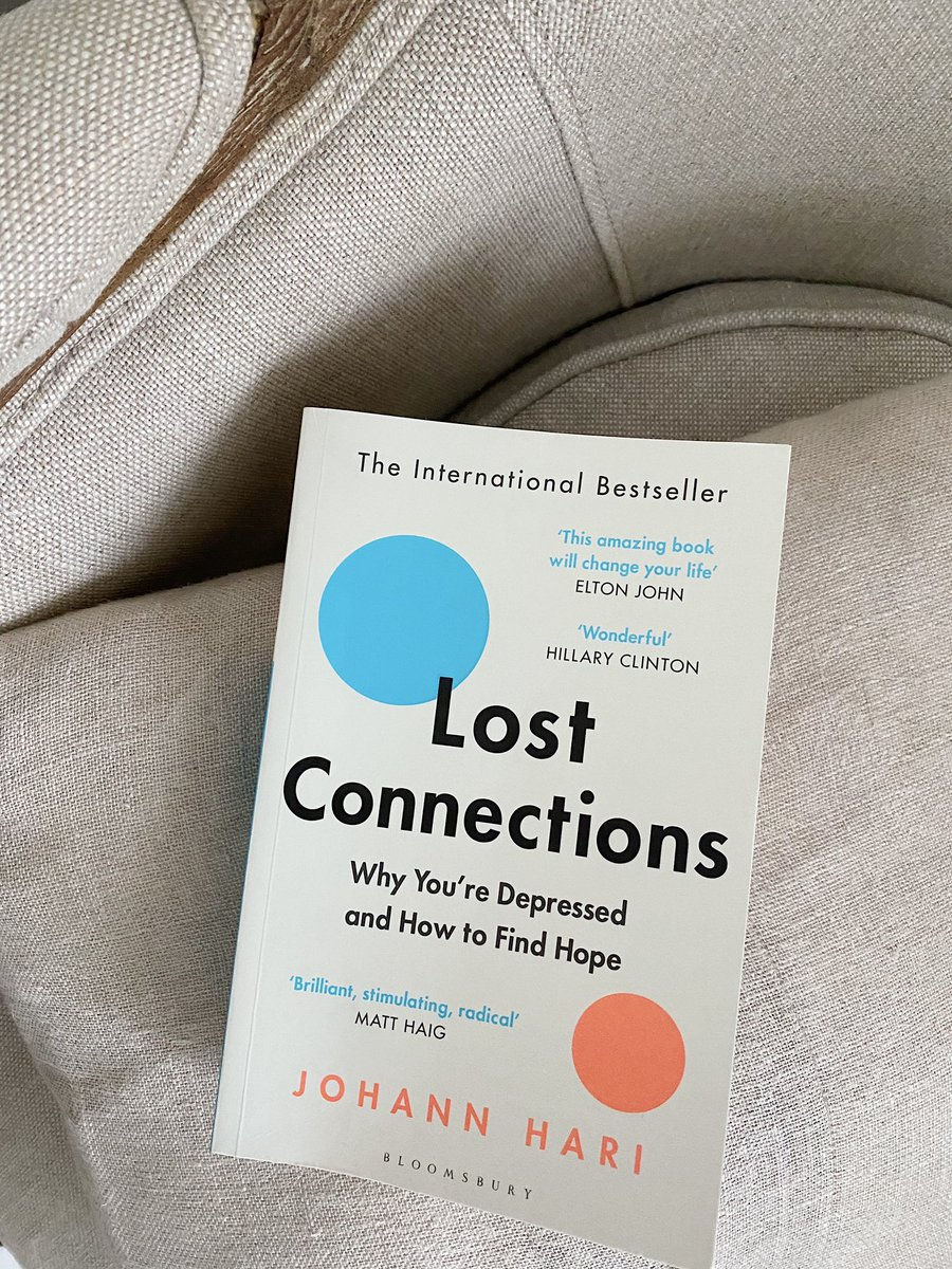Lost connections by Johann Hari This book mostly entails more about emotions and the factors. I wanted a better understanding of what depression is like and while I never believe a book to be fully accurate, it's certainly packed w a lot of informations.