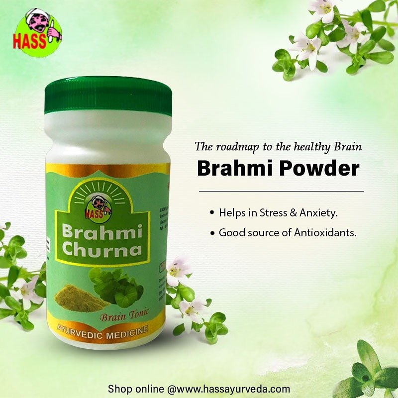 Brahmi Powder may promote healthy brain functioning. It may support mental clarity, focus, cognitive capability, etc. Stress-relieving properties of Brahmi powder may support the nervous system.  For more information, visit https://t.co/ACjJcxp1CH  #healthyliving #HealthyLife https://t.co/Iz2nlVra13