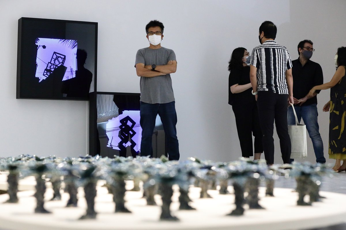 Singapore Art Week begins this week at Gillman Barracks (22–30 Jan). Over 160 local and international artists will be showing alongside a collection of exclusive #SGArtWeek commissions. More info:  #Sponsored by Gillman Barracks