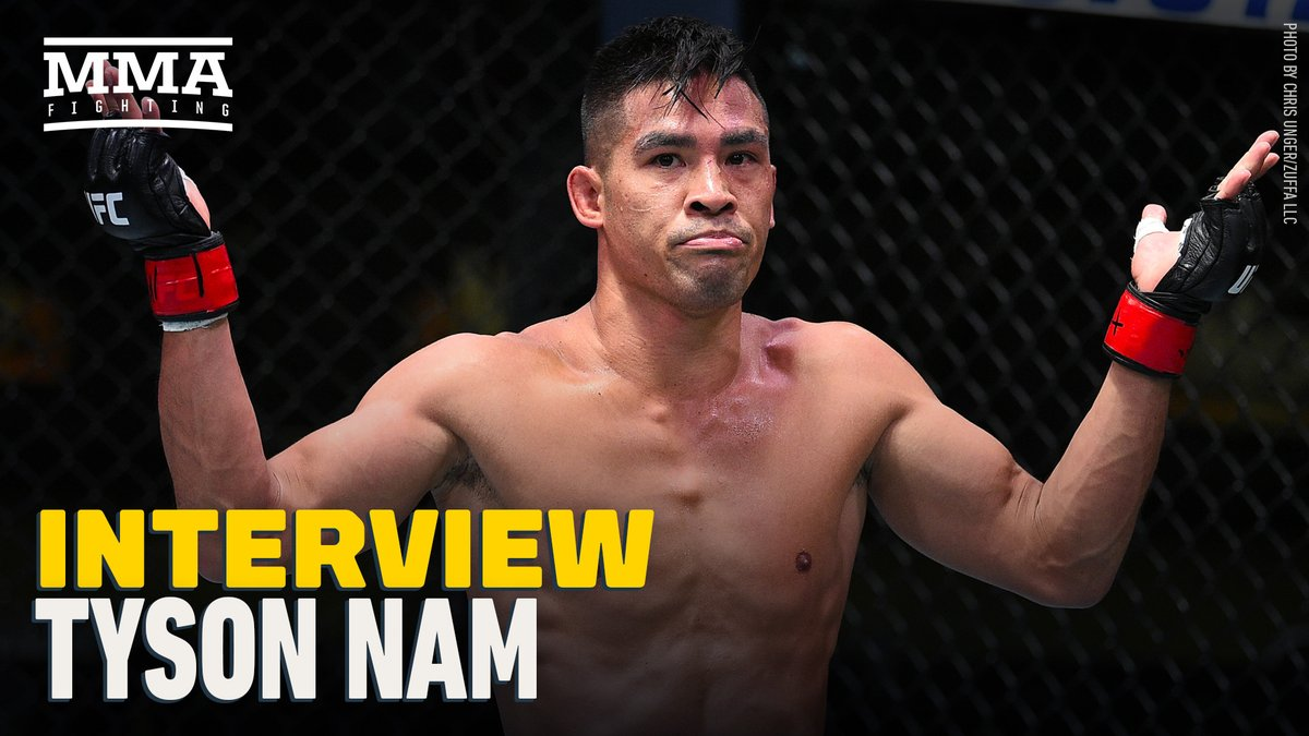 VIDEO | @TysonNam Believes He Should Have Been Making 'Big Show Money' In UFC A Long Time Ago  ▶️ WATCH: https://t.co/YTo1UUtXXq https://t.co/OyPdBPOEEb