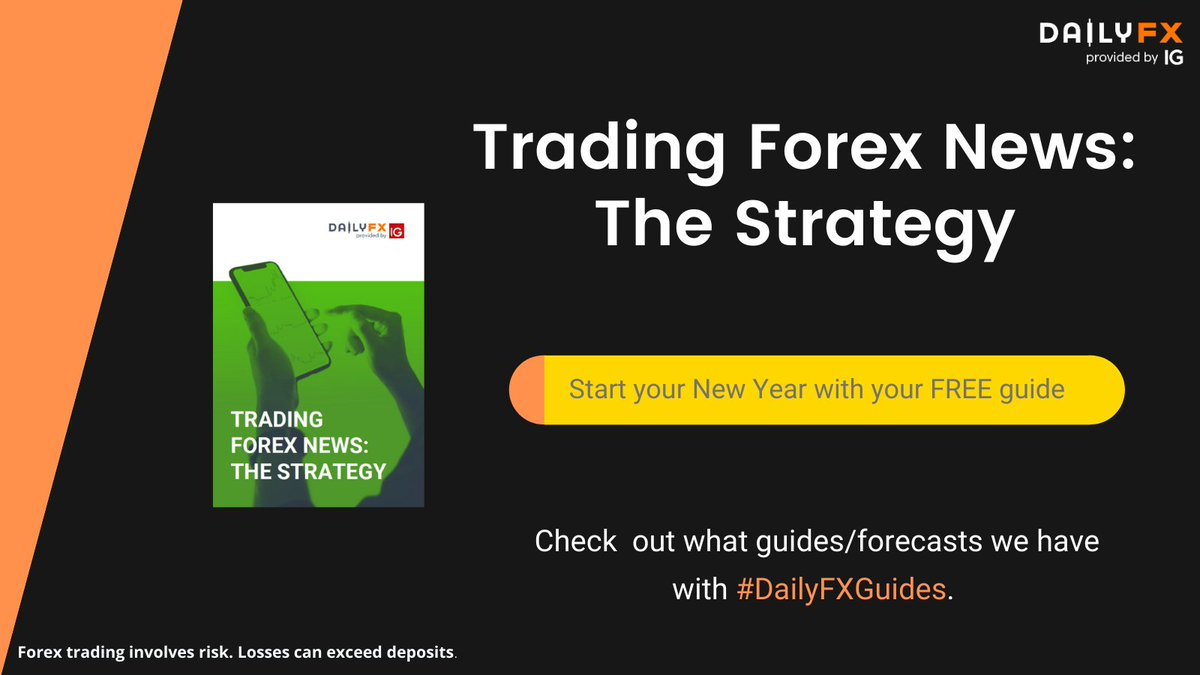 Make smart trading decisions with your free guide to trade the news. Download your free guide here. #DailyFXGuides