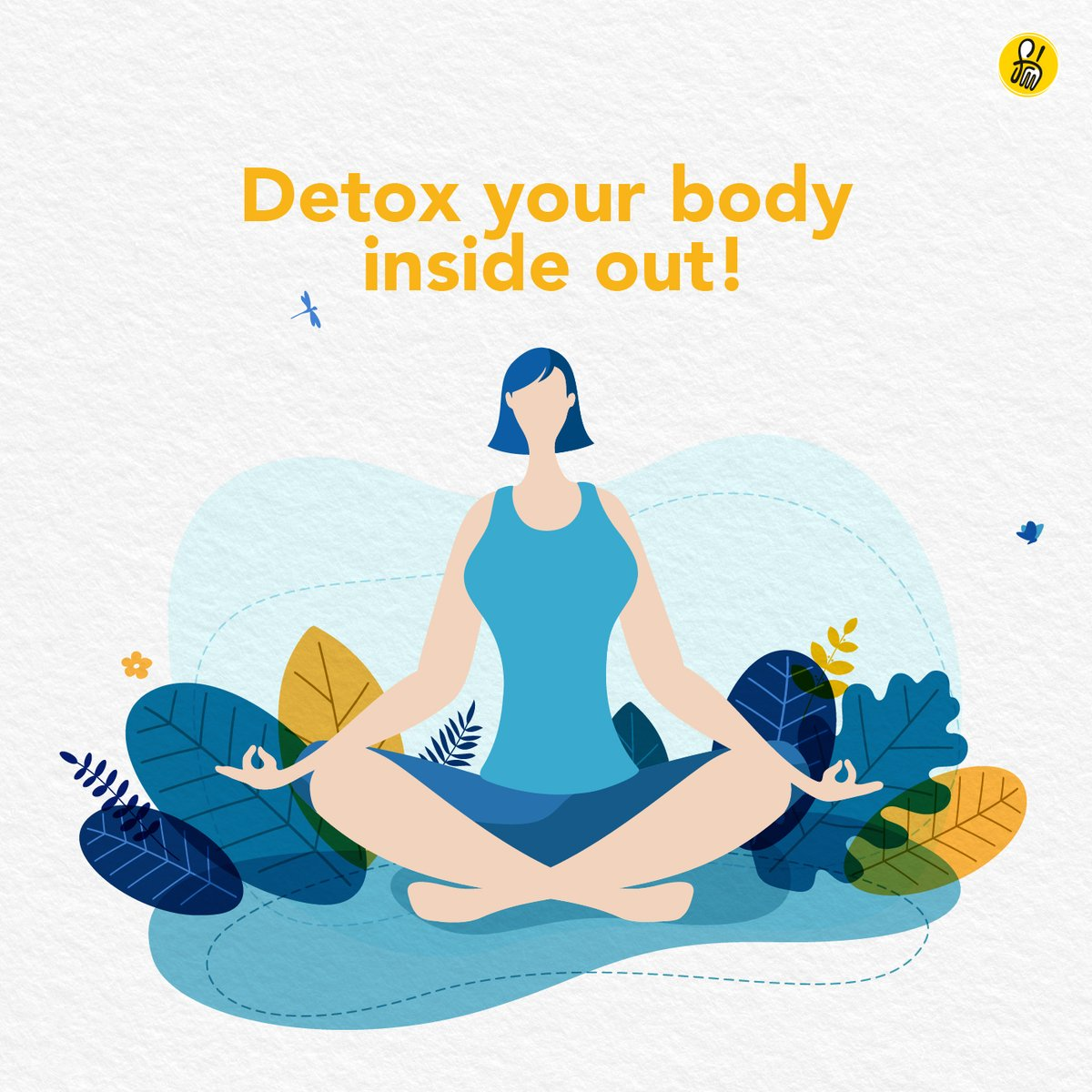 Your body deserves a cleanse once in a while. Try these yoga poses to naturally detox your body, whilst making yourself fit and healthy!   #FreshMenu #Yoga #FreshYoga #YogaPoses #YogaAsanas #Excercises #HealthyExercises #HealthyBody #HealthyLife #RealGoodFit https://t.co/FOBCybgwYK