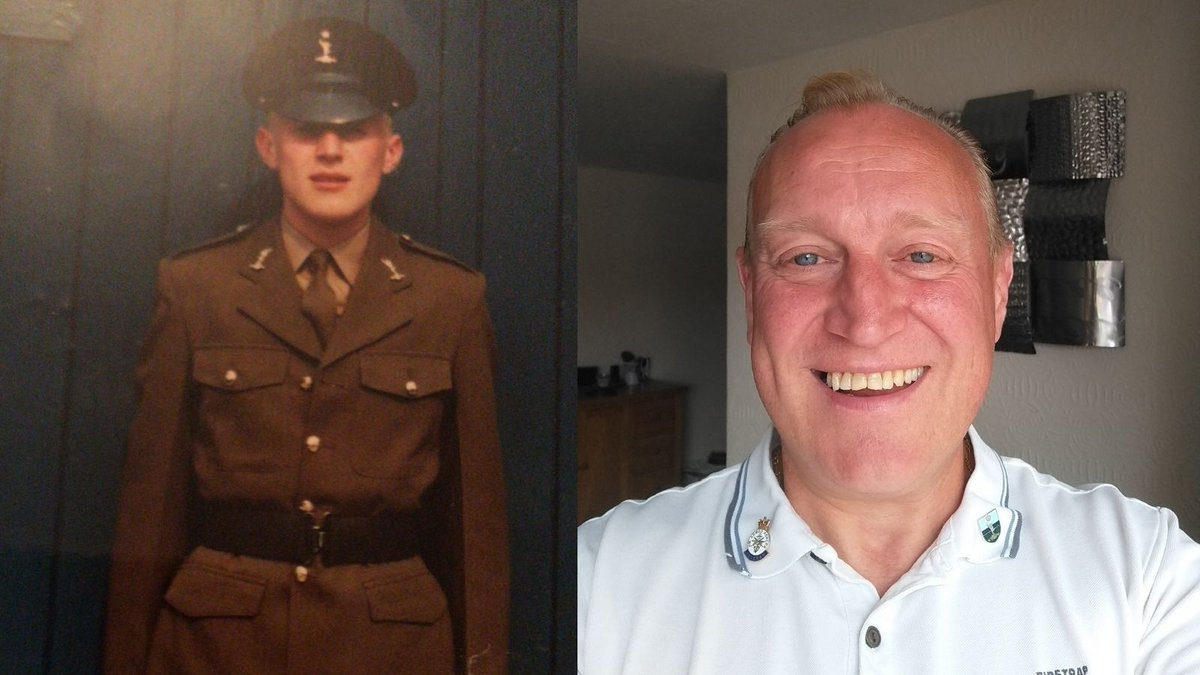 @BritishArmy veteran Terry found his life spiralling out of control due to alcohol addiction. With our help he put himself on a path to recovery, and in December last year he marked a whole year sober. Read his story ➡️