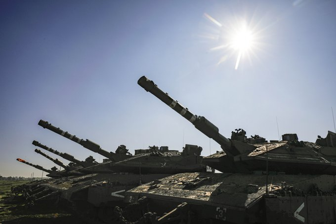 Israel Security Officials Reveal the Top Threats They Face on Four Fronts This Year Photo