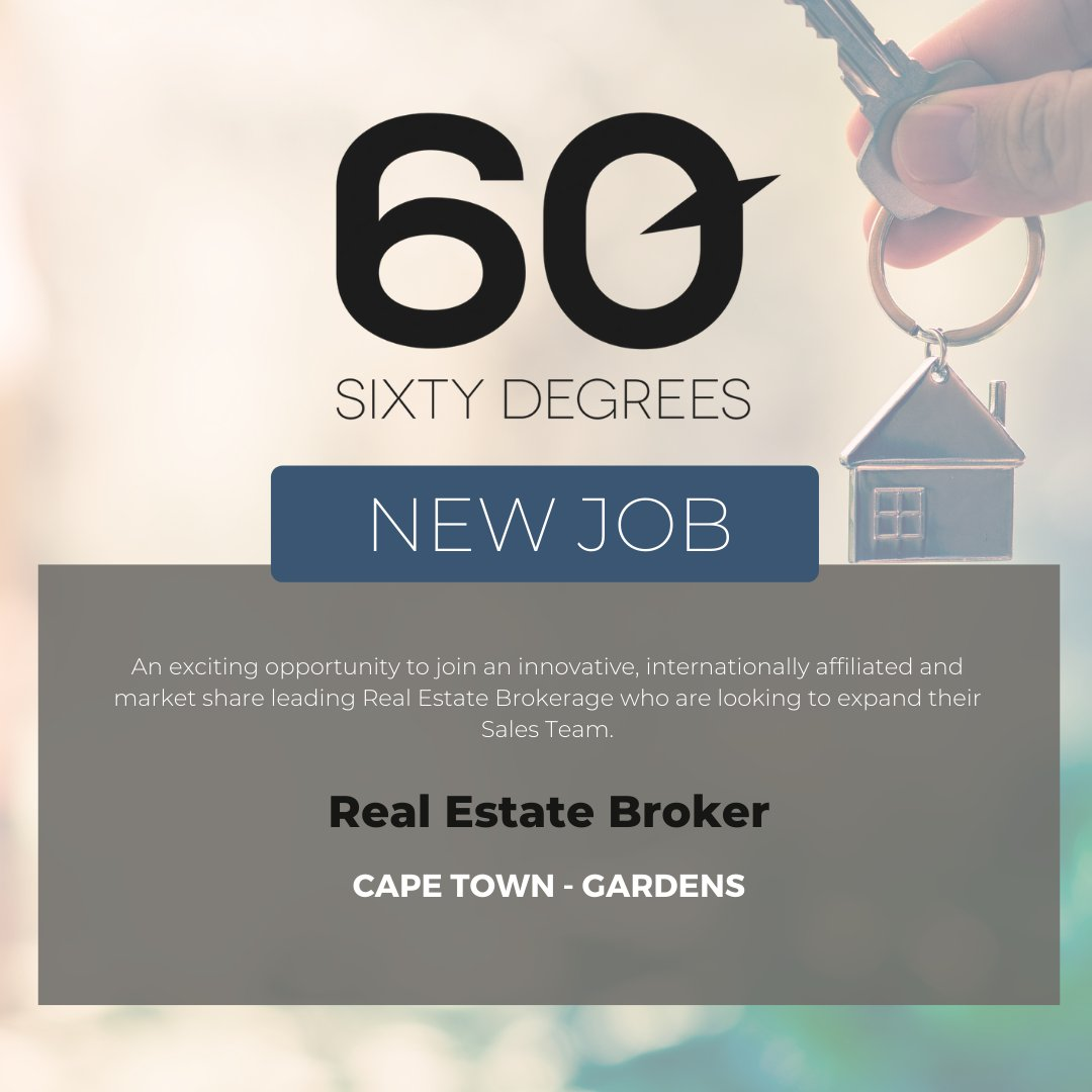 test Twitter Media - New #JobAlert - Real Estate Broker in Cape Town  For more information & to apply, please click on the link below;  https://t.co/7YbruD9WlF  #capetownjobs #realestate #nowhiring https://t.co/vPAM4NtkCD