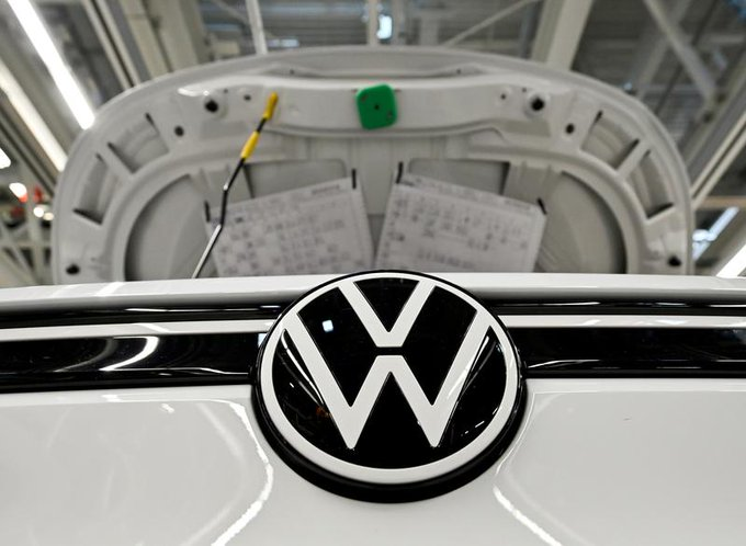 China car sales, production hit by chip supply shortage, says Volkswagen Photo