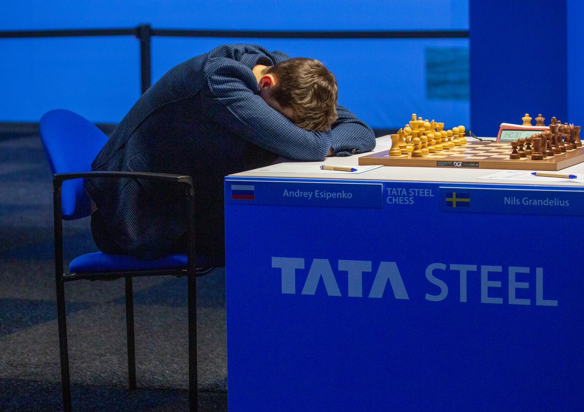 test Twitter Media - RT @tatasteelchess: ♟💙 | Sit back and relax.... No games today, it is rest day! #TataSteelChess https://t.co/FdZSWDVCqE